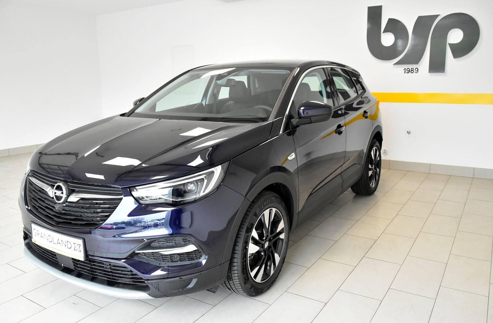 Opel Grandland X salon