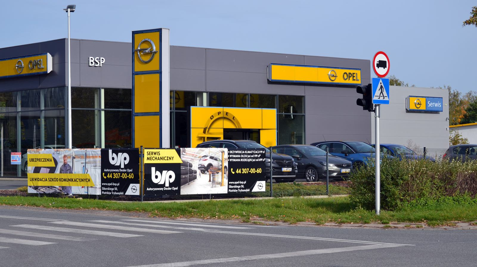 Dealer Opel Piotrków Tryb.