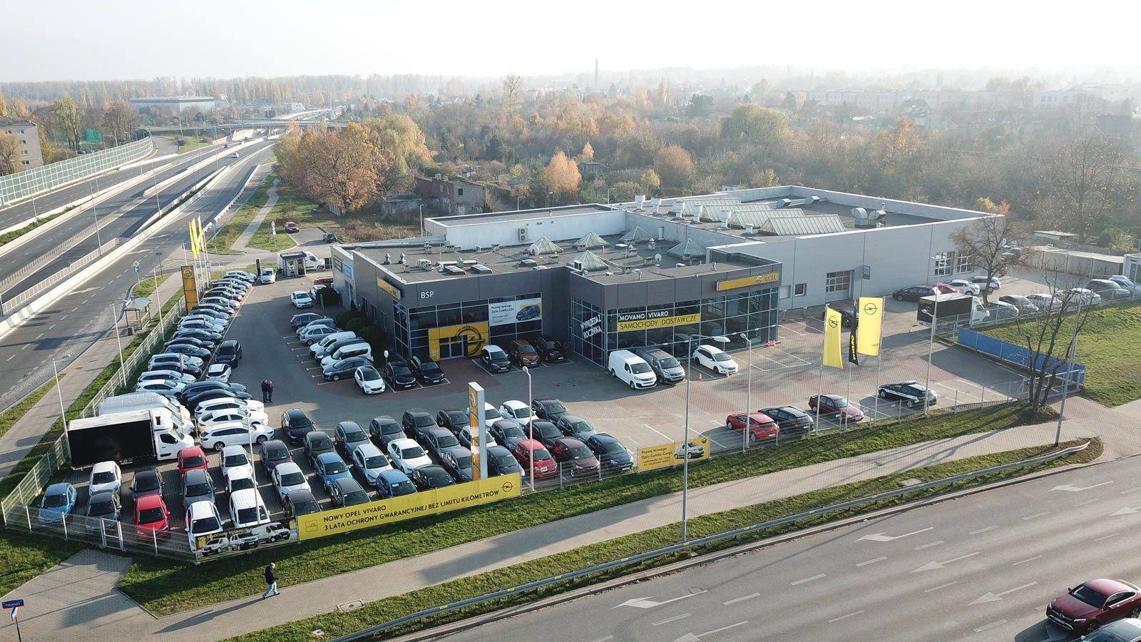 Salon Opel Łódź