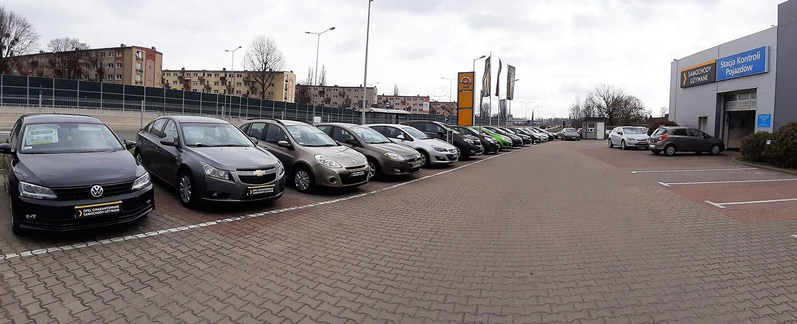 Opel auta używane salonowe