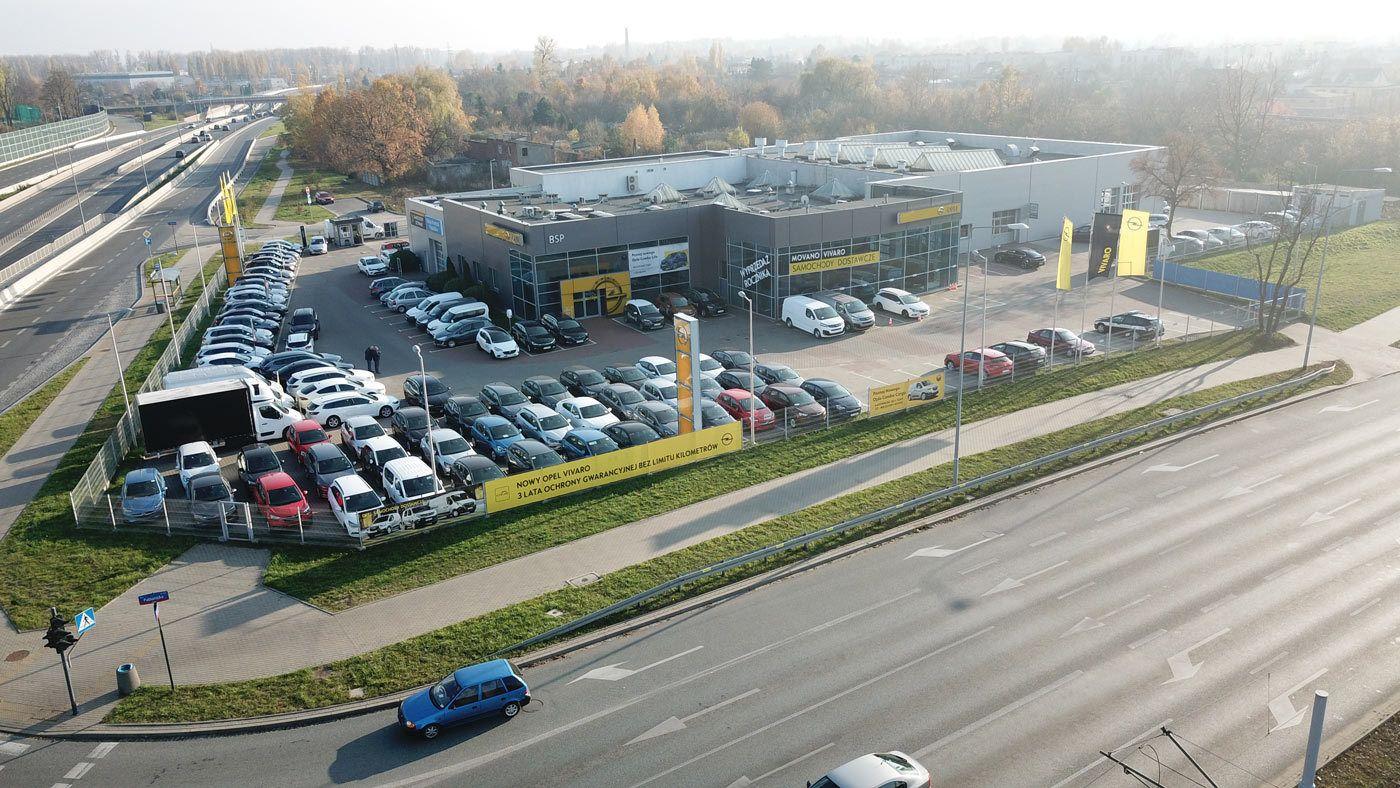 Serwis blacharsko-lakierniczy Łódź