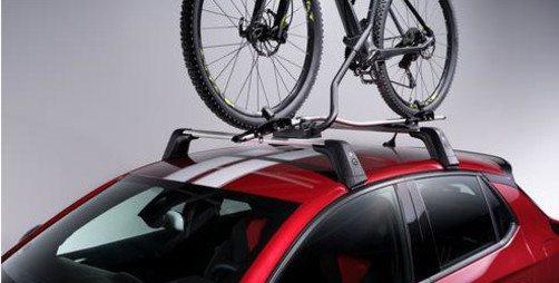 Uchwyt rowerowy Opel Thule Expert 298