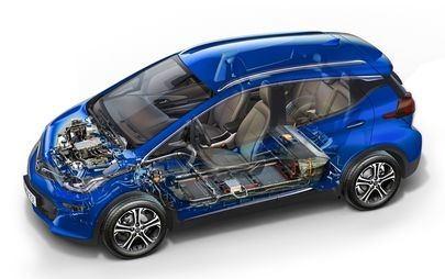 Pionier: długa tradycja samochodów elektrycznych marki Opel
