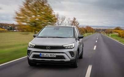 Nowy Opel Crossland: Zestaw Prasowy