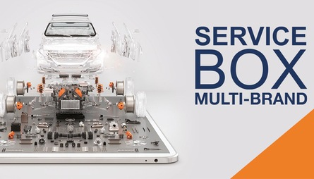 """Marka Distrigo wprowadza na całym świecie nowy elektroniczny katalog części zamiennych wielu marek """"Service box multi-brand"""""""