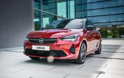Opel poszerza ofertę w pełni elektrycznej Corsy-e