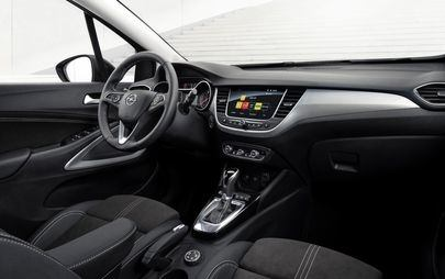 Nowy Opel Crossland: nie tylko ładne oblicze