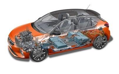 Nowy Opel Corsa-e: zdalne sterowanie ogrzewaniem i klimatyzacją
