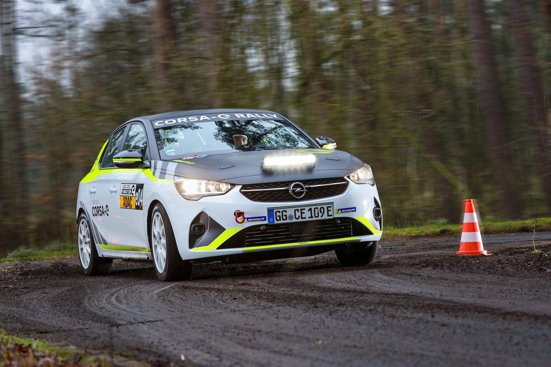 Harmonogram ADAC Opel e-Rally Cup