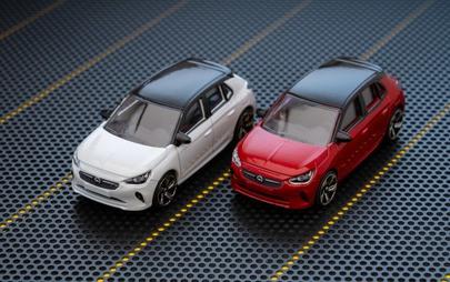Nowy Opel Corsa: mały samochód, dużo radości