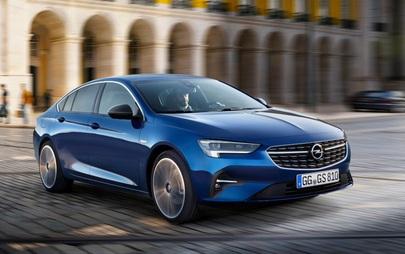 Nowy Opel Insignia z reflektorami pikselowymi IntelliLux LED® nowej generacji