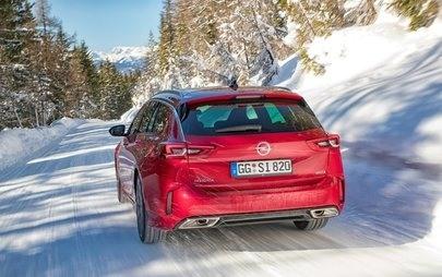 Doskonała przyczepność na wszystkich nawierzchniach: nowy Opel Insignia GSi z zaawansowanym napędem AWD