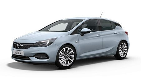 Nowy Opel Astra z rabatem do 7 000 zł.*