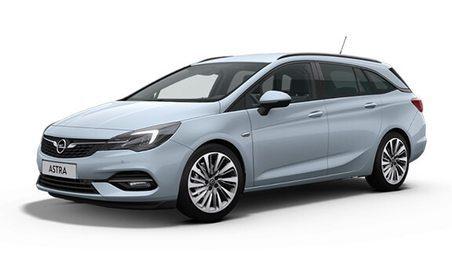 Nowy Opel Astra z rabatem do 9 000 zł.