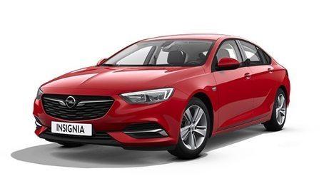 Opel Insignia z rabatem do 4 000 zł.