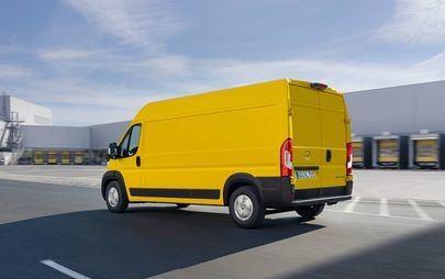 Nowe Movano i Movano-e wprowadzają Opla do czołówki segmentu dużych vanów