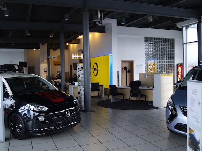 Salon Auto Toruń
