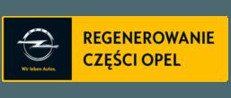 Program Regenerowanych Części Opel